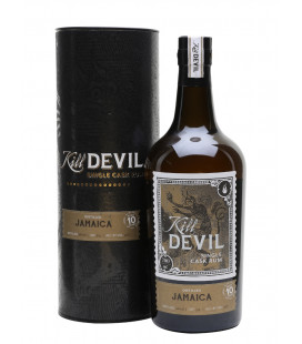 KILL DEVIL JAMAICA  POT STILL 10 YO