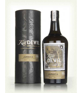 KILL DEVIL JAMAICA MONYMUSK POT STILL 10 YO