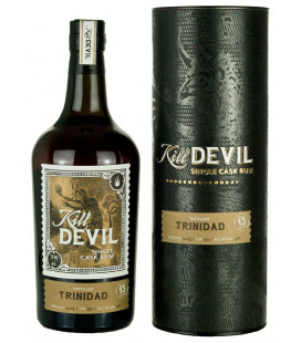 KILL DEVIL TRINIDAD RUM COLUMN STILL 13 YO