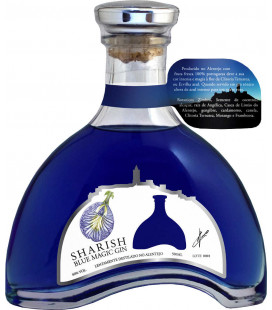 SHARISH BLUE GIN