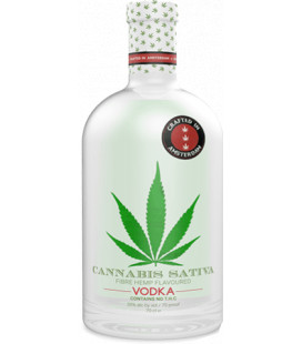 Vodka Cannabis Sativa