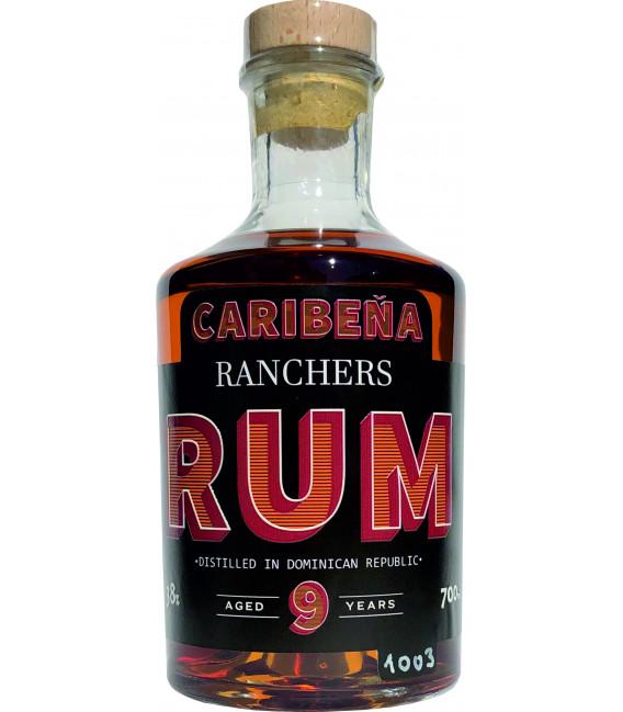 RUM RIBERA CARIBEŃA DOMINICANA