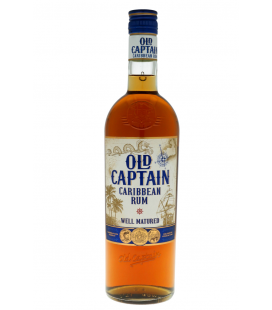 OLD CAPTAIN CARRIBEAN RUM